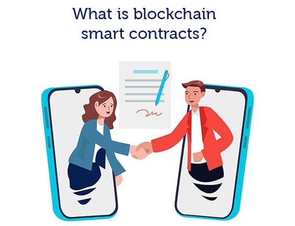 blockchain smart contracts ?